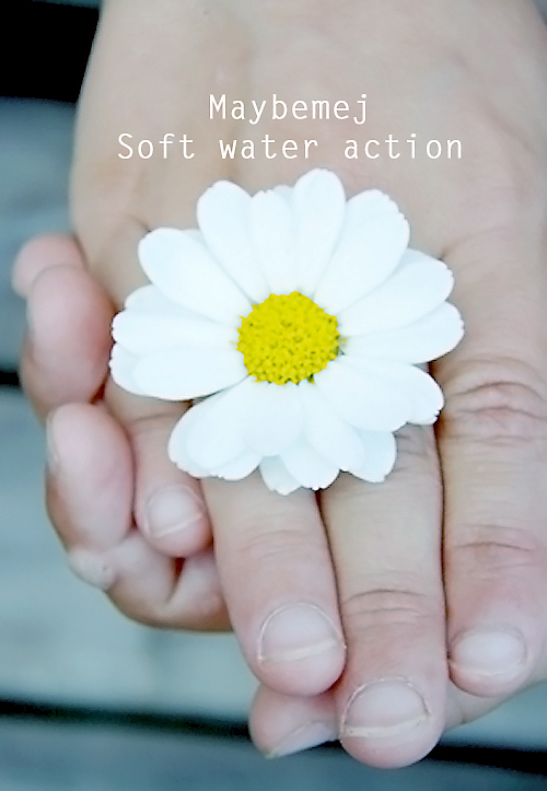 maybemej-soft-water-action