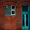 Brightly Colored Door Photo - Square