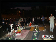 8 (Protest in Iran) Tags: evin