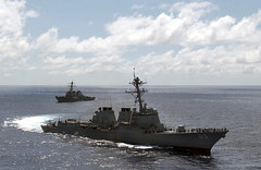 060701-N-7130B-214 (mashleymorgan) Tags: turn ship pacificocean ddg85 ussmccampbell