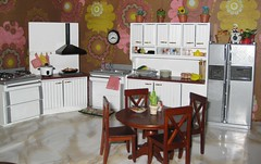 Kitchen1 (annesstuff) Tags: miniature rement dollhouse 112scale 16scale miniaturekitchen annesstuff
