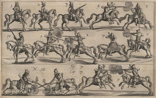 Military and artillery manual by Johann Jacob von Wallhausen from 1616 a