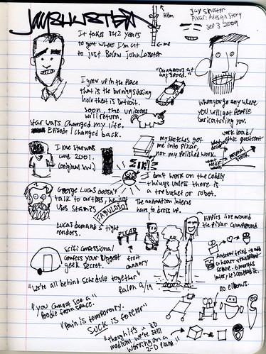 "Jay Shuster - ""Pixar: a Design Story"""