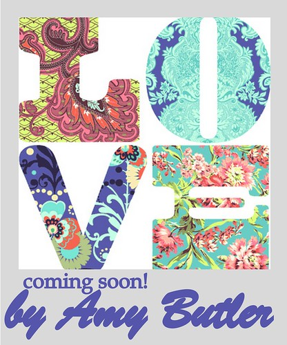 love by amy butler, coming soon!