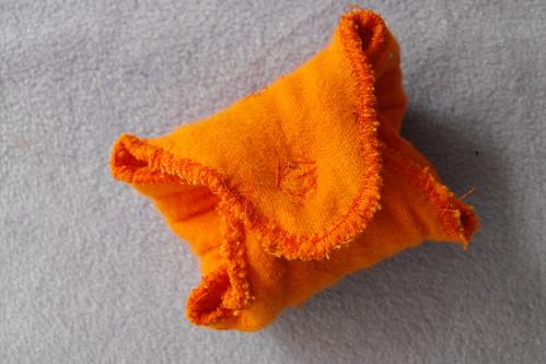 Cómo hacer una toalla
