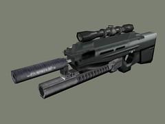 SOCOM Fireteam Bravo 3 F2000