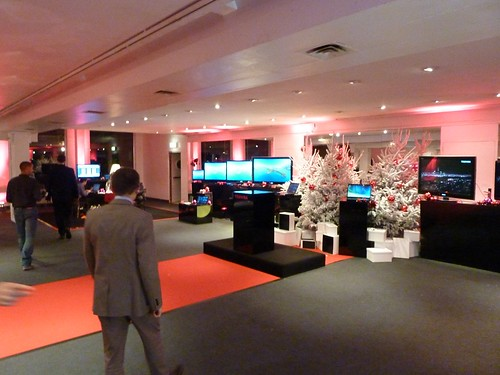 Toshiba Christmas Showroom