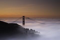(maxxsmart) Tags: sanfrancisco california longexposure trees bw fog sunrise canon landscape marin goldengatebridge lee marincounty transamerica marinheadlands gnd 5dmarkii leendgrad solidnd