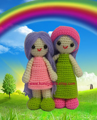 Sunshine amigurumi crochet pattern (K and J Dolls) Tags: girl doll patterns crochet pop nia amigurumi geschenk fille muster mdchen patron puppe anleitung poupe croch hkeln pupazzi ganchillo uncinetto gurumi hkelanleitung amigurumigirl
