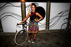 Budapest Cycle Chic Fashion Show