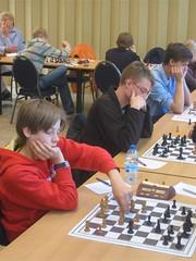 Borden 2 t/m 4: Stefan Beukema, Frank van der Put en Pieter Reyniers.