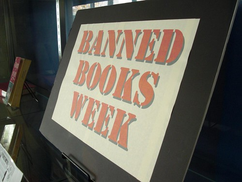 Banned Books Week by Michael_Lehet.