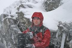 657 (jameshouseman.com Exeter alcove, carpenter) Tags: dog snow scotland benlomond hillwalking huskie