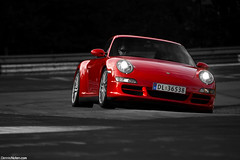 C4S. (Denniske) Tags: red norway canon germany rouge eos is 911 september 09 porsche l mm 12 dennis 12th rood rosso 70200 2009 f28 ef 4s carrera 997 nordschleife noten nurburgring lseries schwalbenschwanz c4s llens rt 40d touristenfahrten denniske dennisnotencom nurburgringnordschleifetouristenfahrten12092009