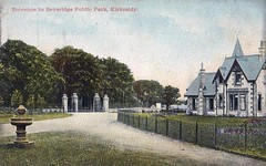 Kirkcaldy, Entrance To Beveridge Park