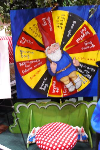 Wheel of Fabric!