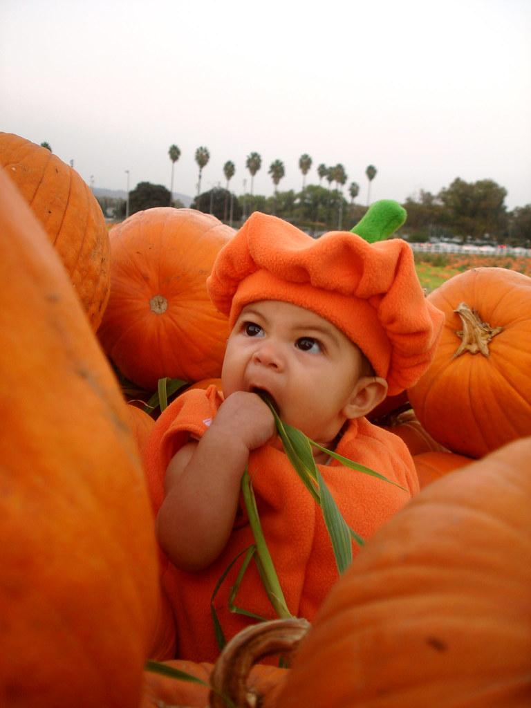 True's first halloween