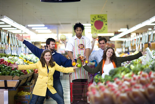 Grocery Store Musical!