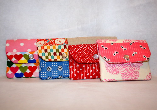 Scrappy Card Wallets