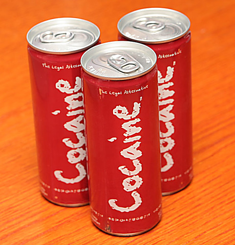 cocaine-drink