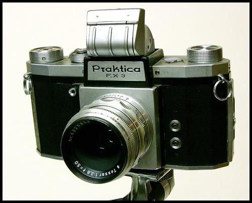 Praktica FX3 1956-59