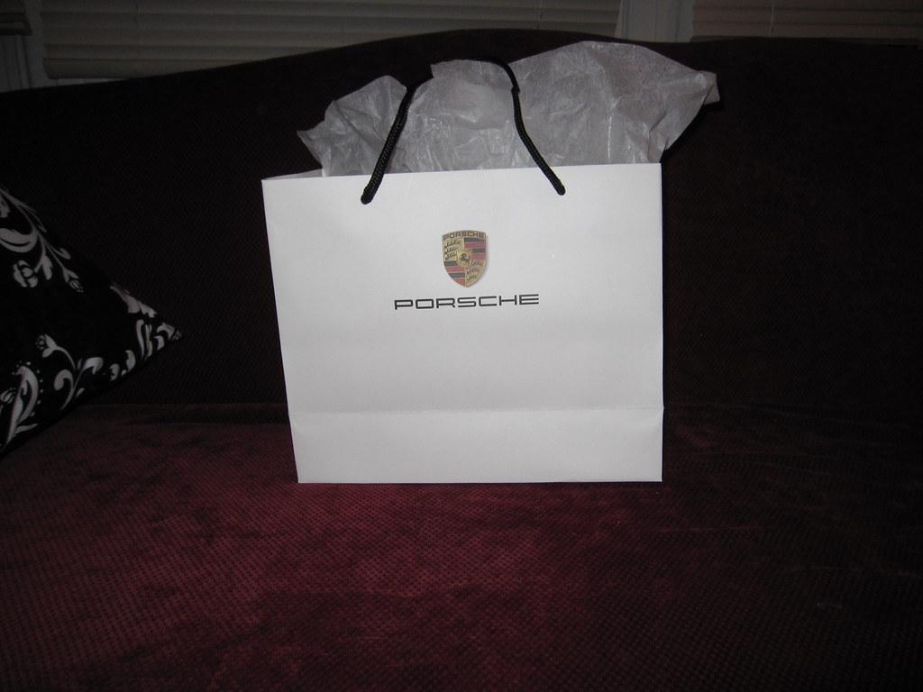 Porsche Gift Bag
