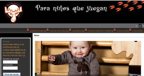 Tienda infantil online Nordic Jungle.com