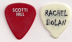 11/16/06 Skid Row/King's X/Nashville Pussy/Mardo @ Maplewood, MN (Skid Row Guitar Picks)