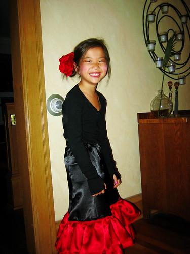 Julia Halloween 2009