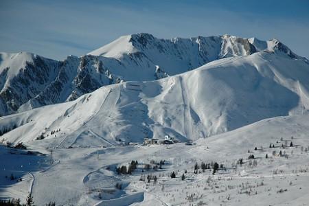 Začátek sezóny alpských středisek 2009/10