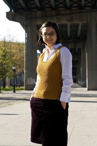 honeycomb vest