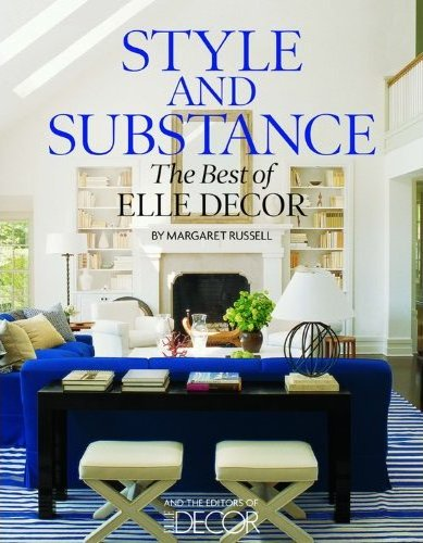 elle decor style and substance cover