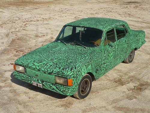 auto vegetal par gualicho!