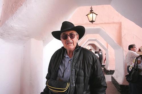 Periodista taurino Alberto Alcalá llega a Acho