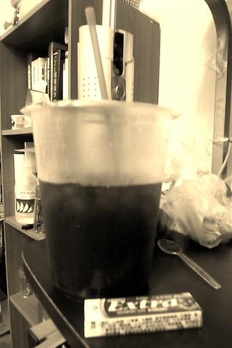 超大杯阿媽級紅茶