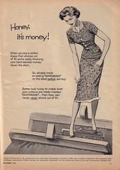 1952 (Amy Jeanne) Tags: fashion vintage women 1950s 1952 sanforized