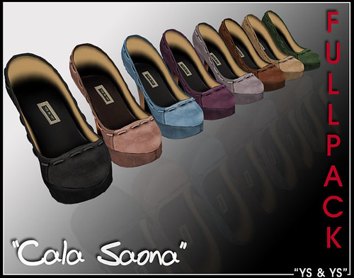 Cala Saona - Shoes @ YS&YS