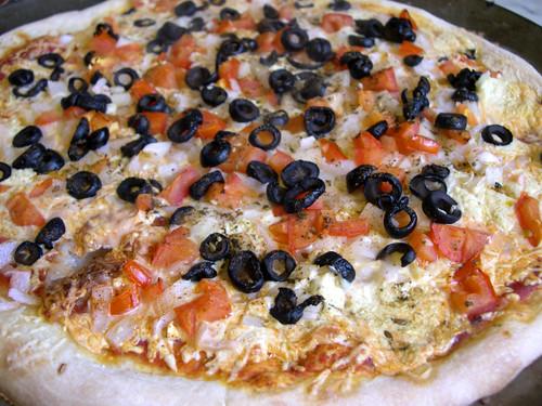 Whole Foods Pizza Still Gooey
