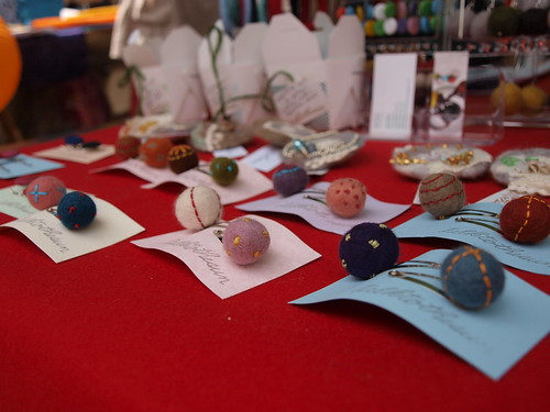 felted creations