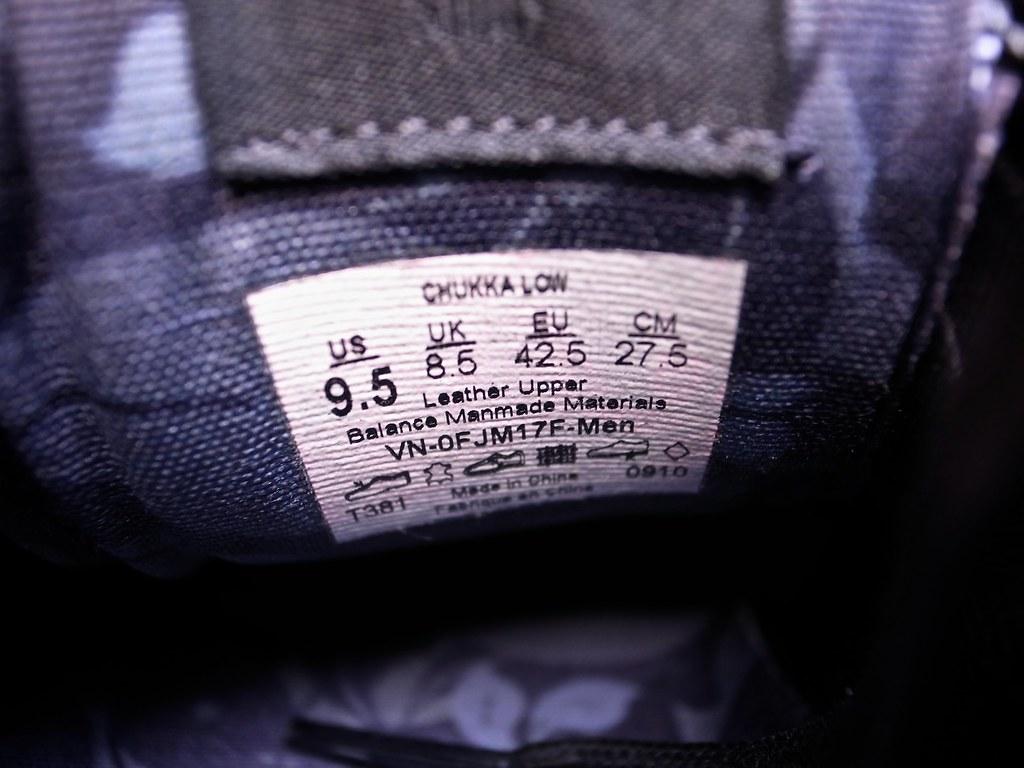 42172c98ab (wZa HK) Tags  shoes sneakers kicks vans offthewall chukka vansoffthewall  8five2 vansonly