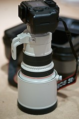 Canon L series Primes - 200mm F/2