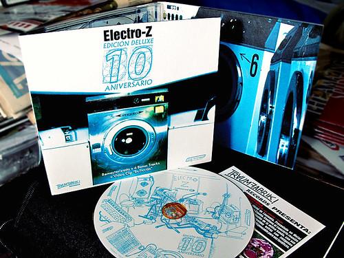 Electro-Z: Edición Deluxe 10º Aniversario (by fabricio™)
