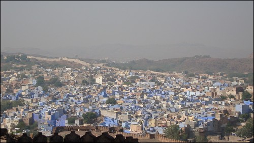The Blue City or the Sun City