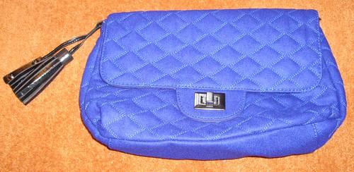 FC blue bag