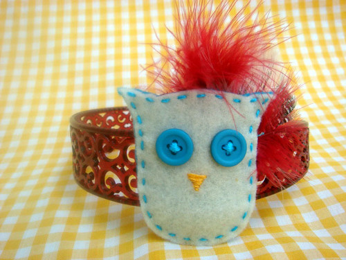 owlie headband