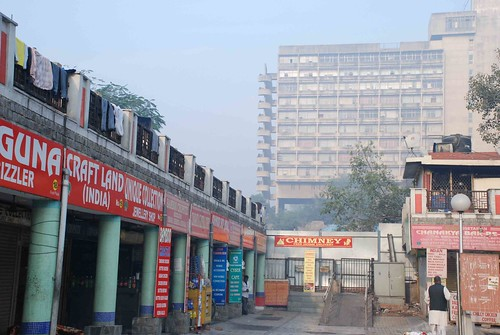 City Landmark - Chanakya Cinema, Central Delhi