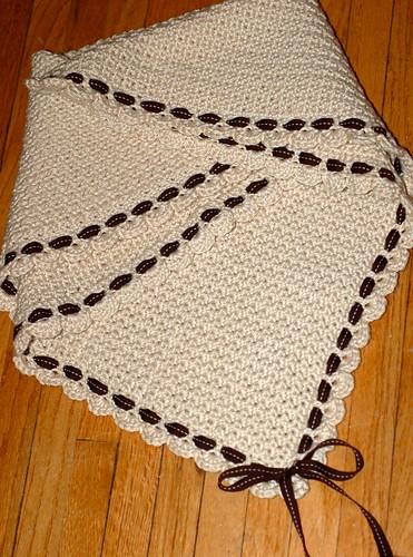 Ape's Baby Blanket