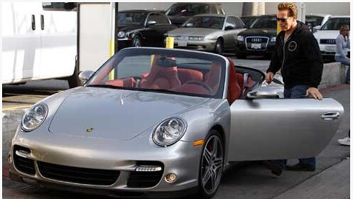 Arnold's 911 Turbo