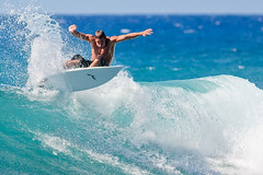 Honl's Friday (konaboy) Tags: hawaii surf surfer wave surfing bigisland kona kailuakona img4028 honls