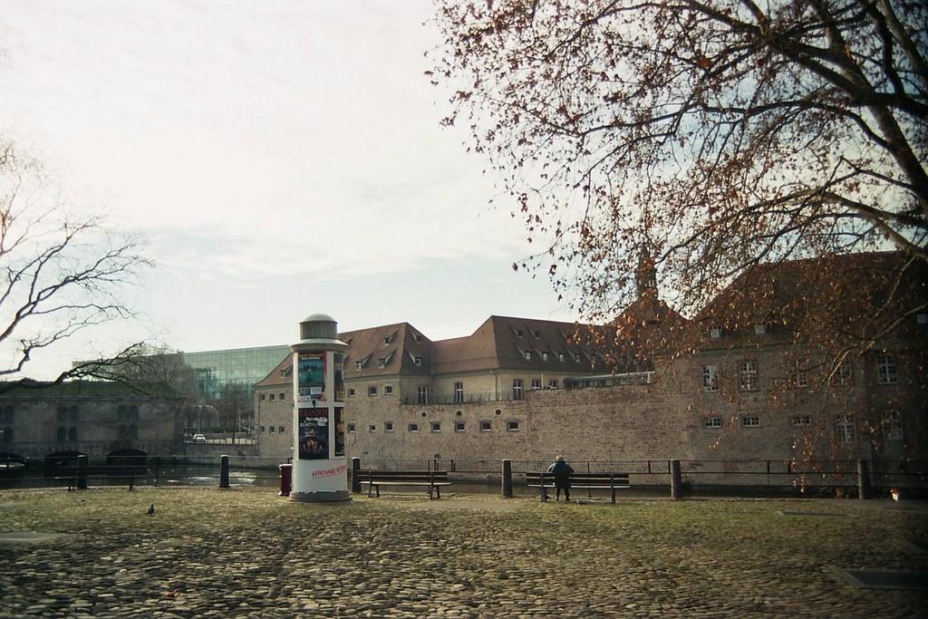 Le Musée d'Art Moderne et Contemporain de Strasbourg et l'ENA